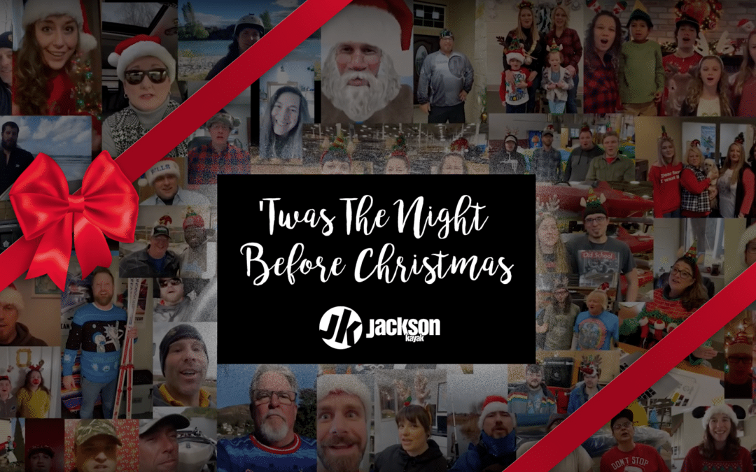 Happy Holidays from all of us at Jackson Adventures!