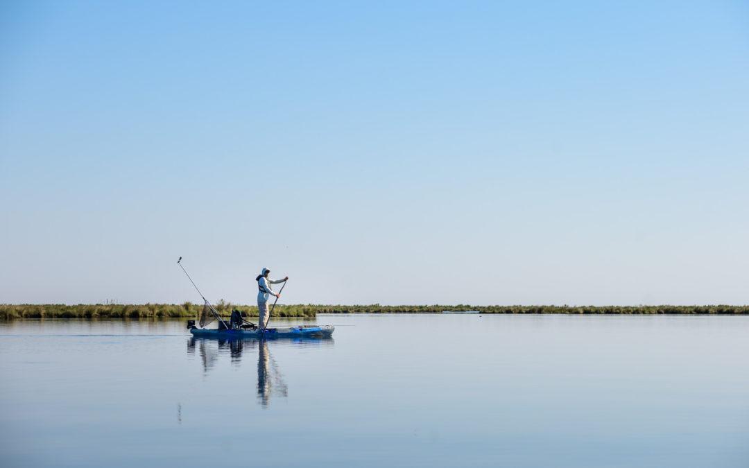 Pro Photography Tips for Kayak Anglers