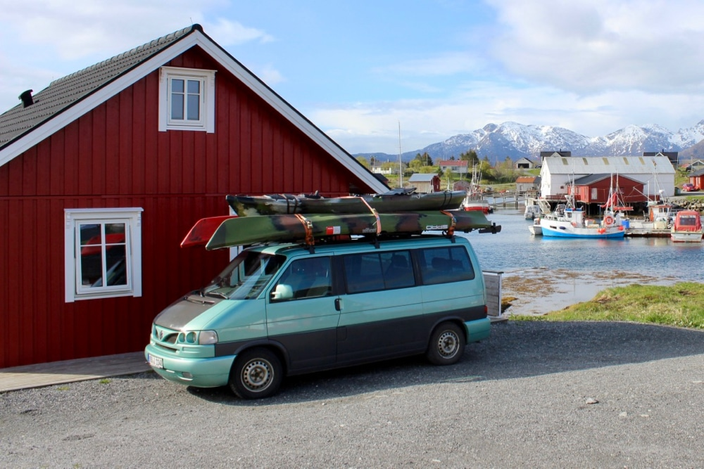 European Guide to Transporting Your Fishing Kayak on Top of a Car