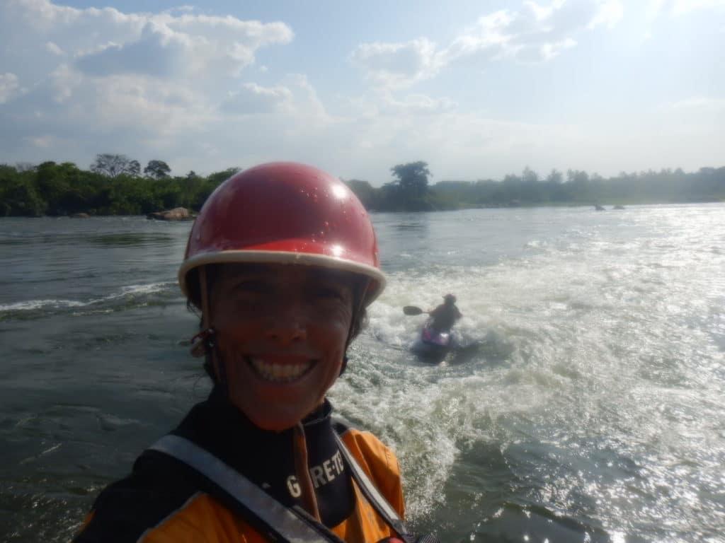 Paddle and Life in Uganda