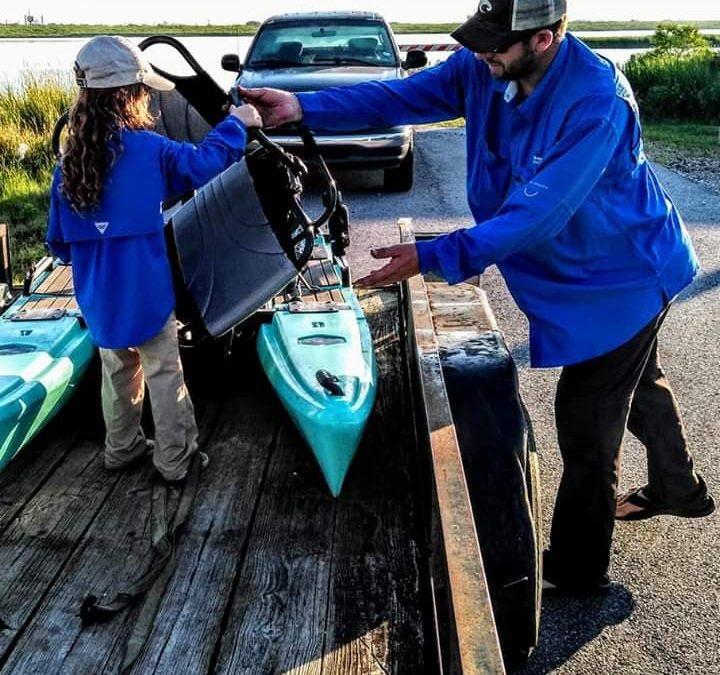Kayak Fishing Port Arthur | My Honey Hole