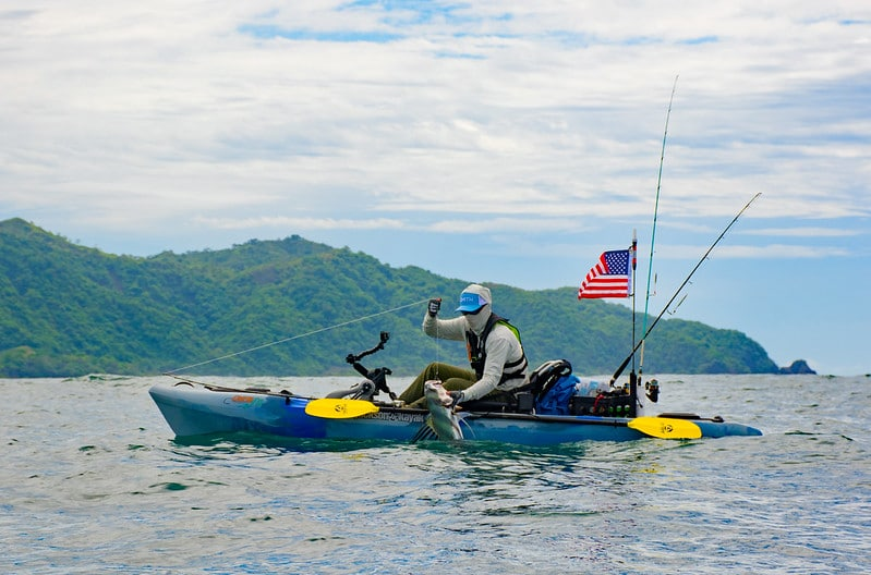 Saltwater Kayak Fishing Safety