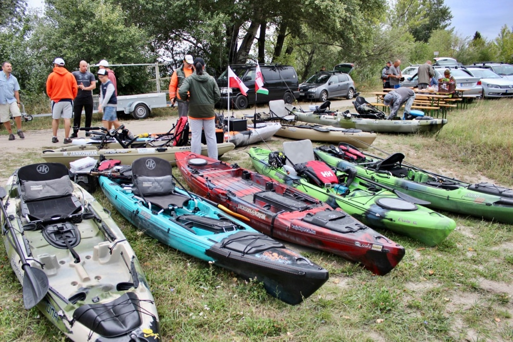 15 Great Kayak Fishing Events in Europe