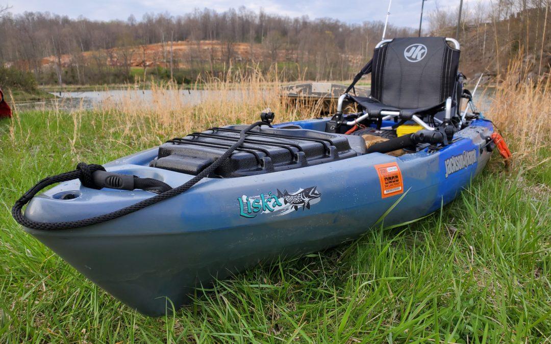Social Fishtancing | Kayak Fishing