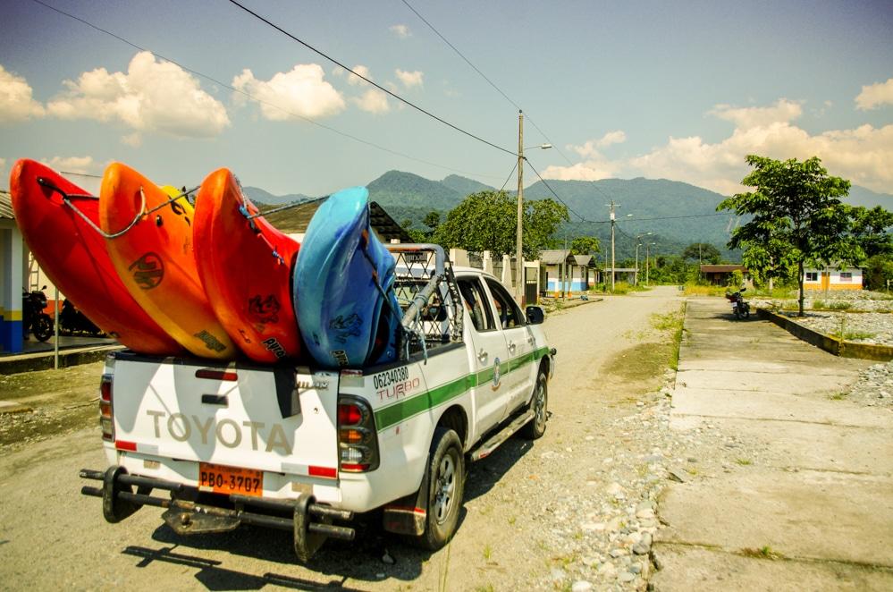 Whitewater Kayaking Ecuador | The Cofanes Adventure