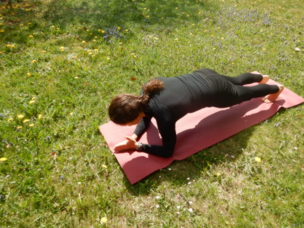 Core Fitness for Kayaking