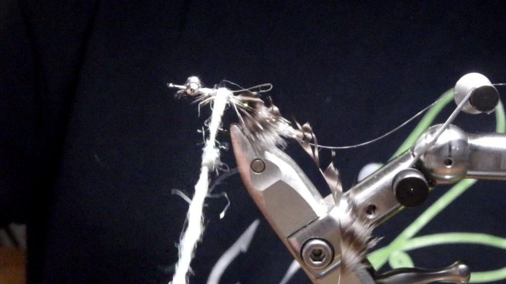 How to Tie The Grey Fred Fly