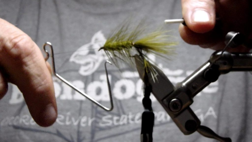 How to Tie The Wooly Bugger Fly