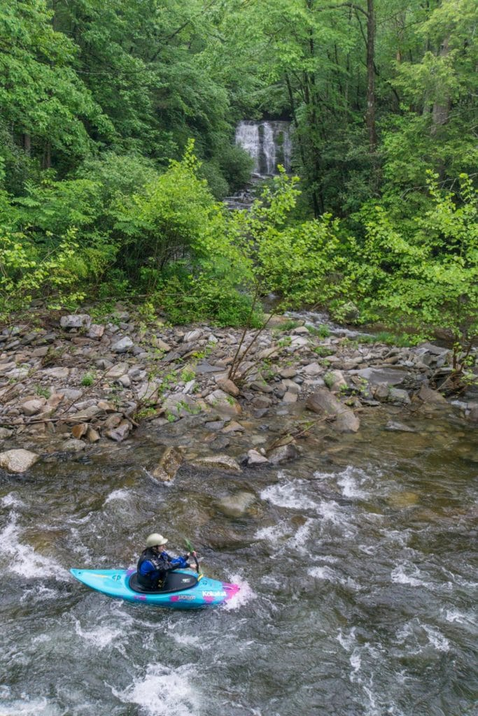 Whitewater Social Distancing Little River