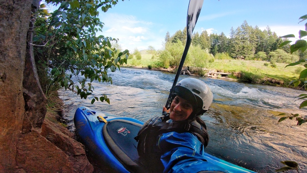 Whitewater Kayaking | Lessons from Covid-19