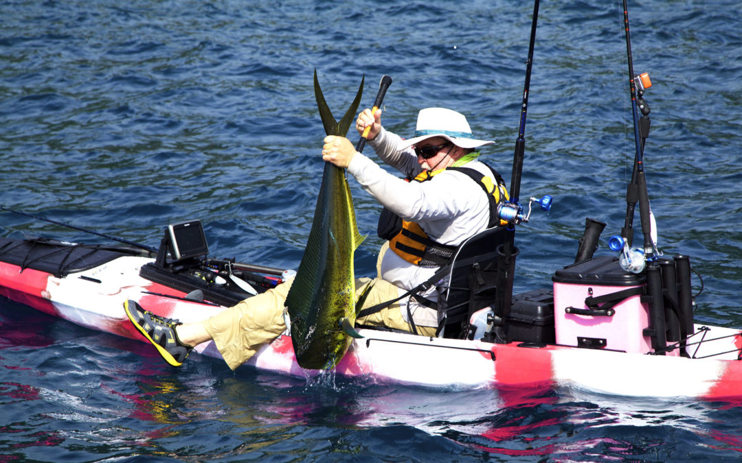 Kayak Fishing The Darien Coast of Panama with The Kayak Fishing Show Pt. 2