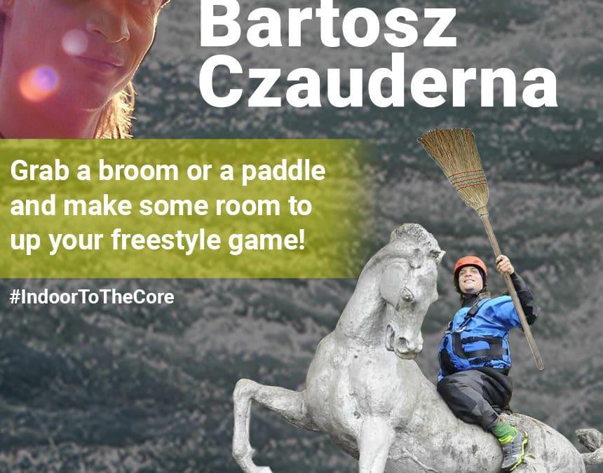 #1 Indoor Kayaking Work Out with Bartosz Czauderna