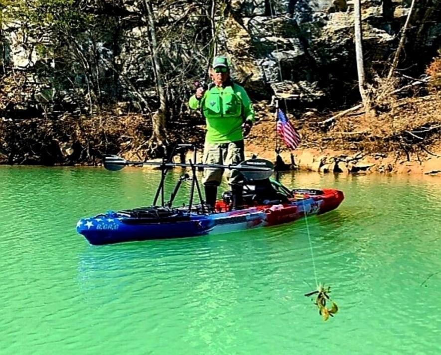 Docks, Rocks and Bass | Kayak Fishing
