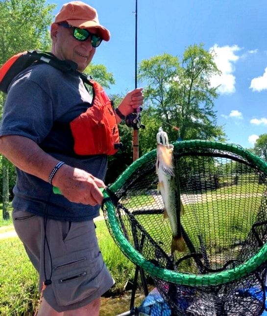 Going Nuts Over Nets | Kayak Fishing