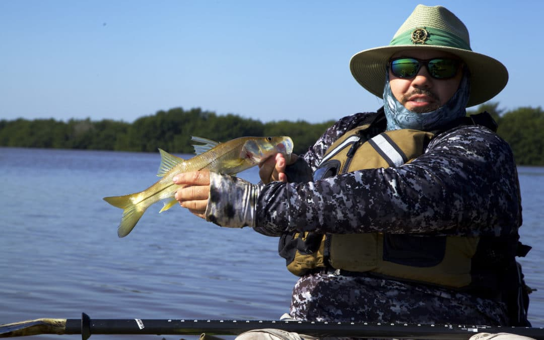 Kayak Fishing the Everglades