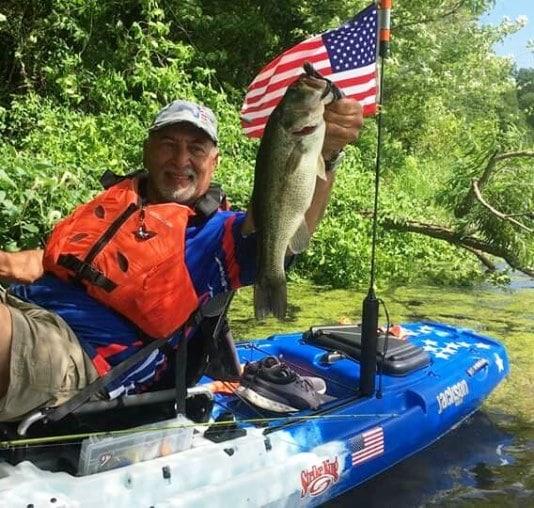 Follow The Leader   Kayak Fishing