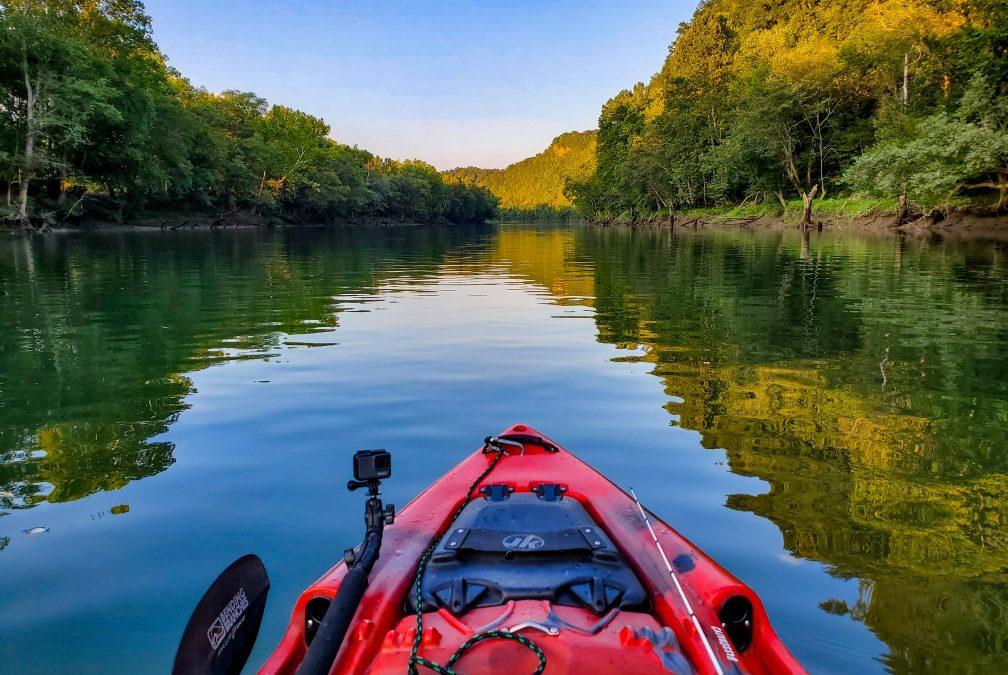 Trout Unexpectedly | Kayak Fishing