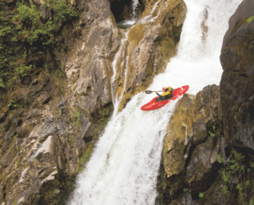 Whatchan River 5th Descent