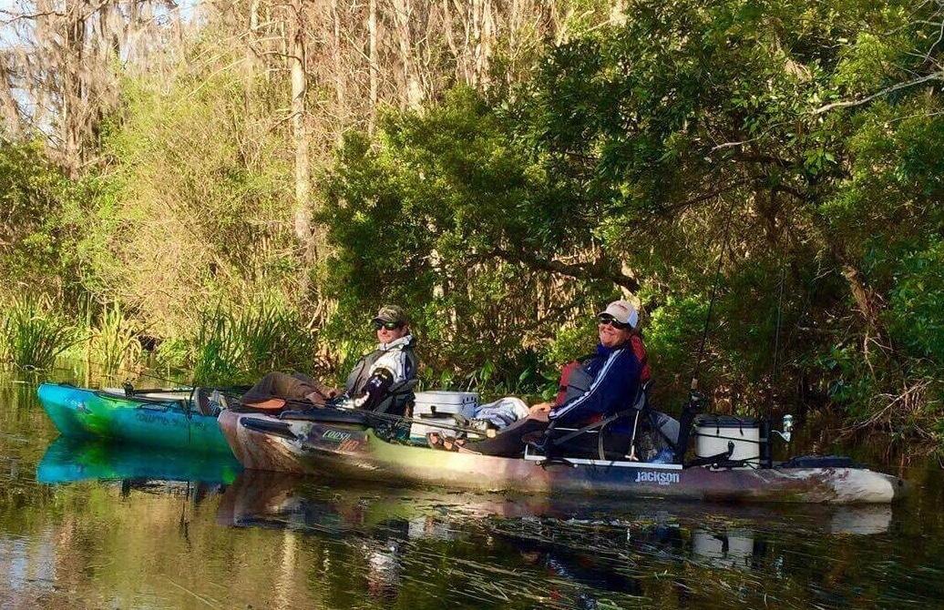 Big Bass Kayak Fishing