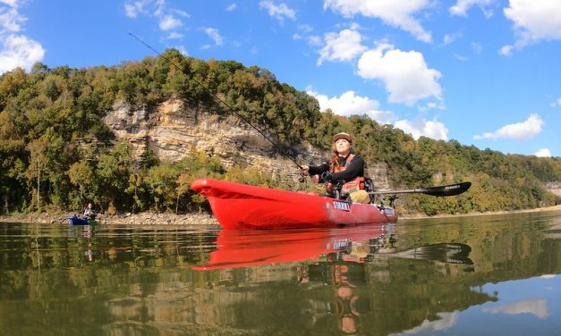 Ten Essential Kayak Fishing Tips