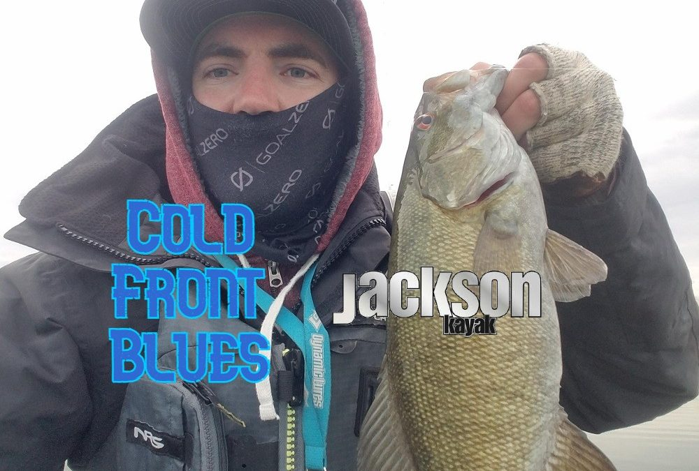 Cold Front Blues | Kayak Fishing