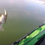 April Bass Fishing on Boyd Lake