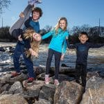 How to have an Epic Day, on the River, With Your Kids