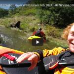 """""""Such a Sick little Creek"""" (Lower West Kiewa)"""