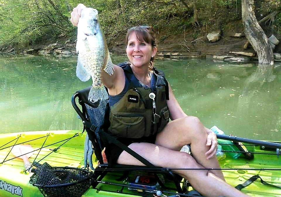 Keys to Kayak Crappie