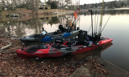 When Losing becomes Learning – Kayak Bass Fishing Trail Event on Lake Murray