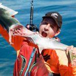 New Zealand Kayak Fishing for Yellowtail Kingfish