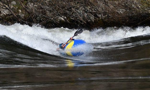 Galicia Creeking & freestyle in Paradise