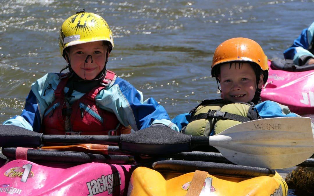 Kids Kayaking in Buena Vista, CO – Family Fun