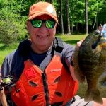Red, White and Blue….gill