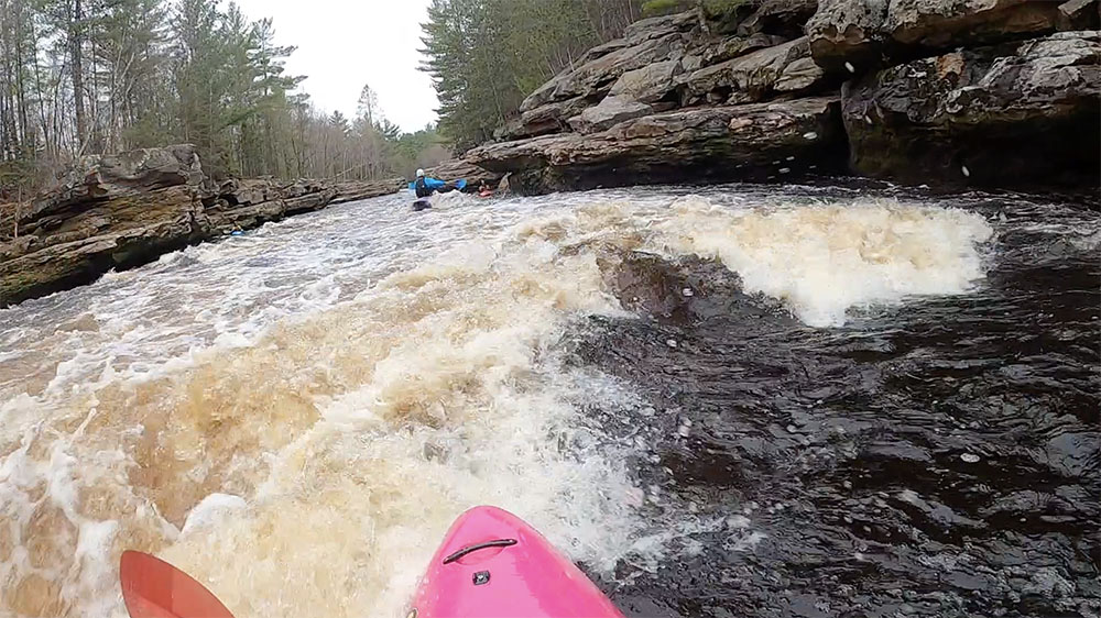 The Kettle River | Whitewater Kayaking Adventures