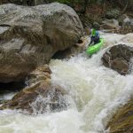 Middlebury Gorge, Vermont Kayaking