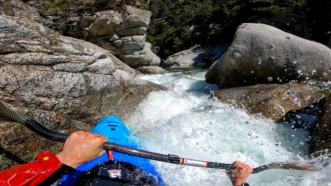 Upper Vecchio | Low Water Corsica Part 1