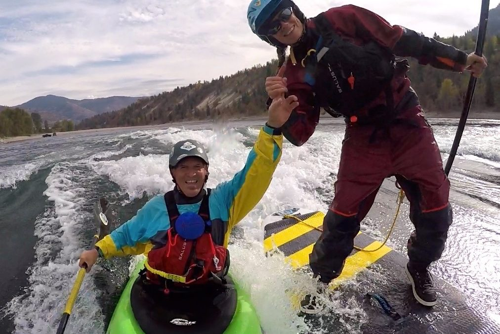 #Paddlewise – Whitewater Kayaking is a lifelong learning sport