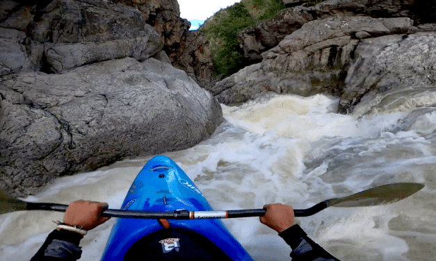 Rainy Spring Creeking – Rivière d'Ay and a Failed Mission on the Ozon