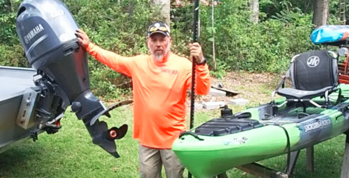 Top 4 Reasons Your Kayak Paddles Like A Barge