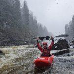 Paddling or Kayaking After Giving Birth