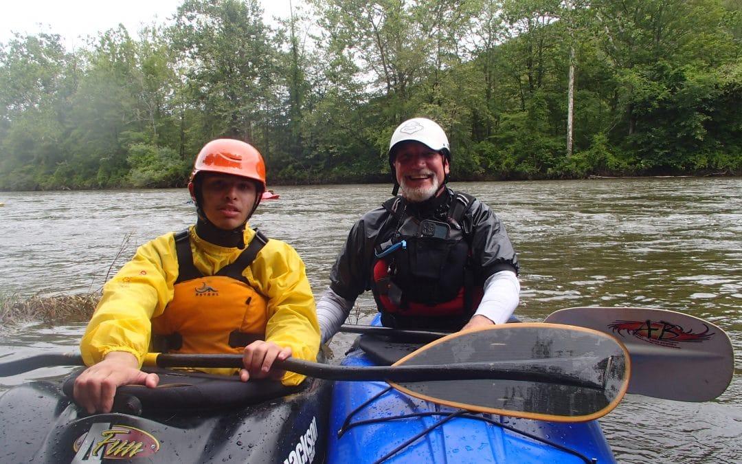 The Return of the Inner City Kids Kayaking Camp 2021