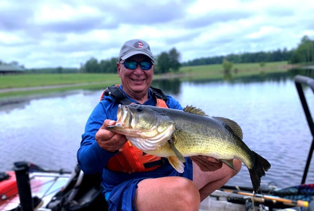 Summer Trophy Bass Hunting
