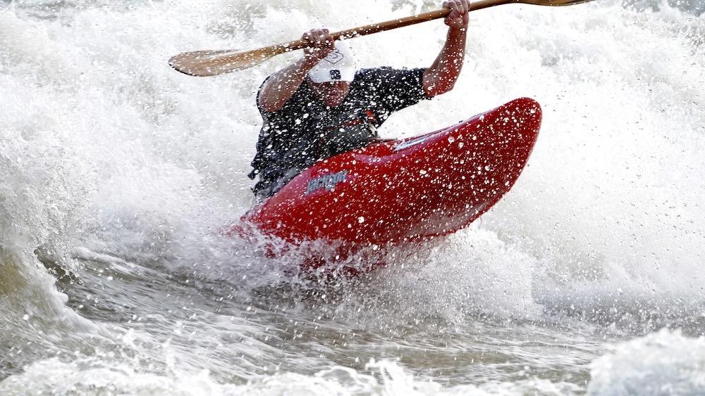 Jackson Kayak Antix 2.0 surfing and play!